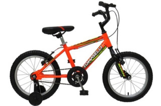 Bicicleta Infantil Rod 14 Kids Varón (tt14v) Niños Tomaselli