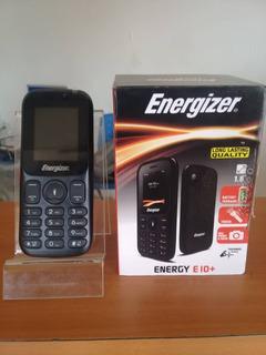 Celular Energizer E10 Basico Liberado Potecito Economico