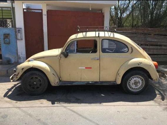 Volkswagen Escarabajo Año 1977