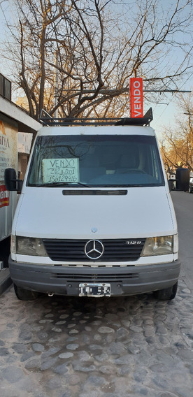 Mercedes-benz Sprinter 2.5 312 Furgon 3000 V1
