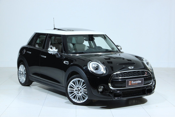 Mini Cooper S Top 5p 2.0 Twinpower 2018 Automático Mini Next
