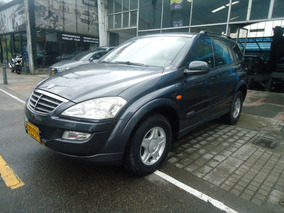 Ssangyong Kyron Automatica 4x4 2000cc Diesel