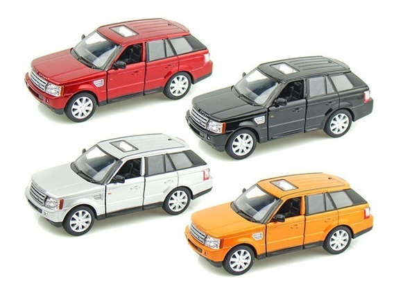 Range Rover Sport 1:38 Kinsmart Autos Colección Metal