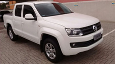 Volkswagen Amarok Cd Trendline 4motion 2.0 Bi-tdi At 2015/20