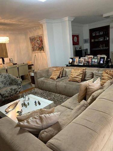 Imagem 1 de 30 de Apartamento Com 4 Dormitórios À Venda, 298 M² Por R$ 1.699.000,00 - Vila Bastos - Santo André/sp - Ap12764
