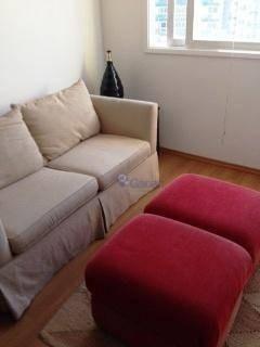 Apartamento Residencial Para Locação, Morumbi, São Paulo - Ap1669. - Ap1669