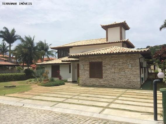 Casa Em Condomínio Para Venda Em Armação Dos Búzios, Ferradurinha, 6 Dormitórios, 5 Suítes, 5 Banheiros, 4 Vagas - Cc 175