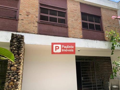 Sobrado À Venda, 230 M² Por R$ 1.272.000,00 - Chácara Santo Antônio (zona Sul) - São Paulo/sp - So4599