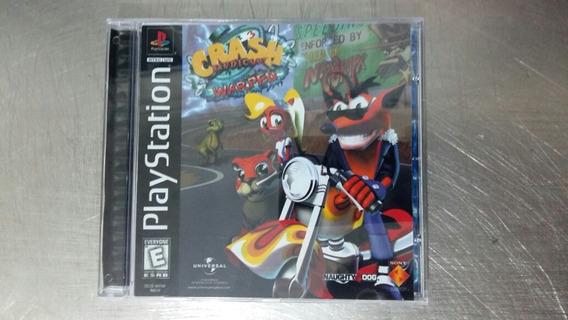 Jogo De Ps1 - Crash Bandicoot 3 Warped (patch)