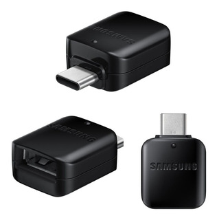Samsung Adaptador Conector Otg Usb C A Usb 100% Original
