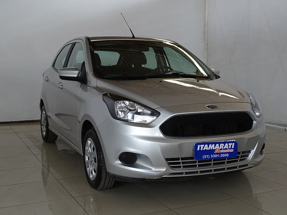 Ford Ka Hatch 1.0 12v Se (2019)