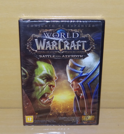 World Of Warcraft - Battle For Azeroth - Lacrado - Pc