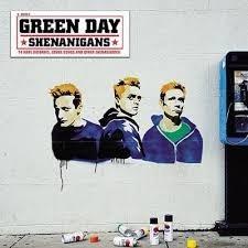 Green Day Shenanigans Cd Nuevo Cerrado