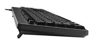 Teclado Genius Kb-116 Black Usb Sp Cb Jmc