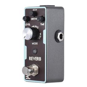 Pedal Reverb Eno 3 Modelos De Reverb