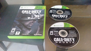 Call Of Duty Ghosts Completo Para Xbox 360 Excelente Titulo
