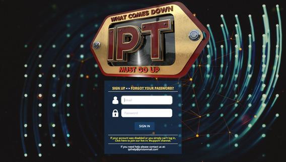 Convite Iptorrents - Pronta Entrega