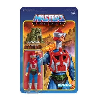 Super 7 Reaction Masters Of The Universe Mekaneck