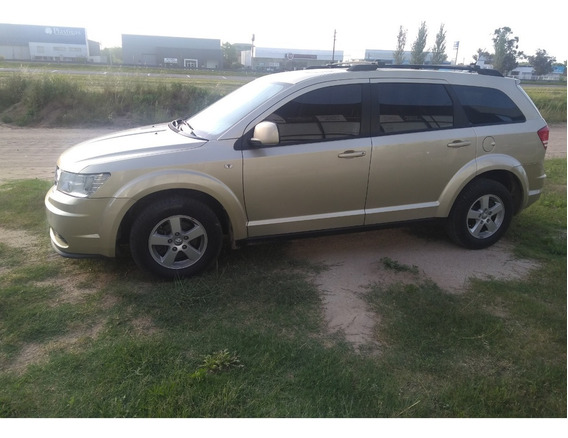 Dodge Journey 2011 2.4 Sxt Atx (3 Filas)+dvd+techo