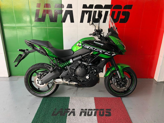 Kawasaki Versys650 Abs, 2018 Financiamos, Parcelamos Cartão