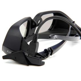 4 Óculos 3d Ativo Sony - Tdg-br250 Novo Na Caixa Original