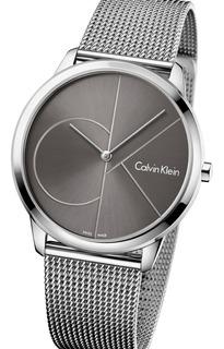 Reloj Calvin Klein Minimal Hombre K3m21123 Entrega Inmediata