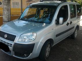 Fiat Doblo 1.8 16v Essence Flex 5p Gnv 8 Lug