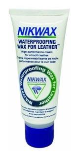 Nikwax Impermeabilizante Crema Cera Para Cuero