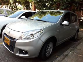 Renault Sandero Dynamique 2014 Cc 1.6 Mecanico Perfecto Esta