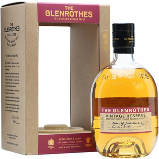 Whisky The Glenrothes Vintage Reserve Single Malt C/estuche