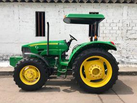 Tractor Agricola 2017 John Deere Modelo 5090e Doble Tracción