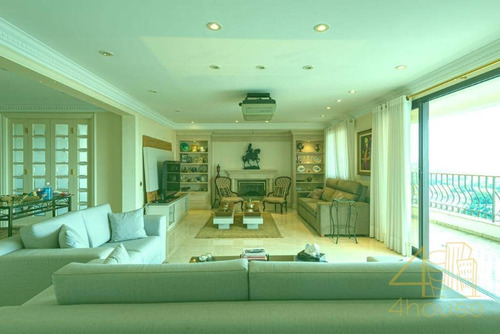Edifício Place Vendome  4 Suites À Venda, 257 M² Por R$ 3.190.000 - Campo Belo - São Paulo/sp - Ap2667