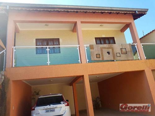 Casa Com 3 Dormitórios À Venda, 190 M² Por R$ 680.000,00 - Nova Arujá - Arujá/sp - Ca1382