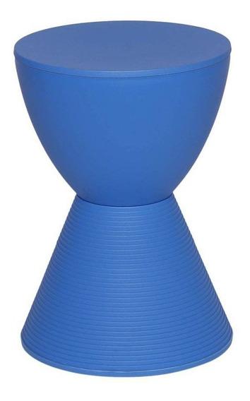 Banqueta Usada Tube Or Design - Or 1140 Azul