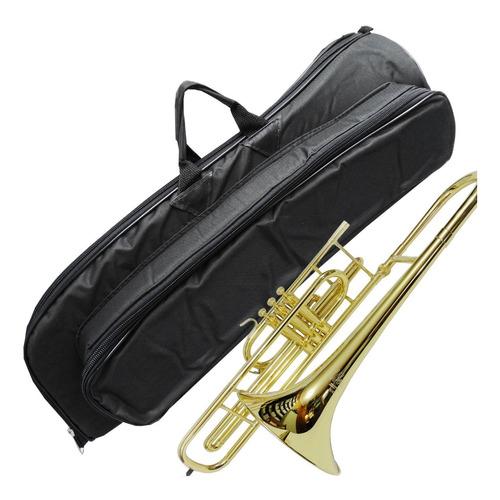 Capa Trombone Curto Tarttan Extra Luxo
