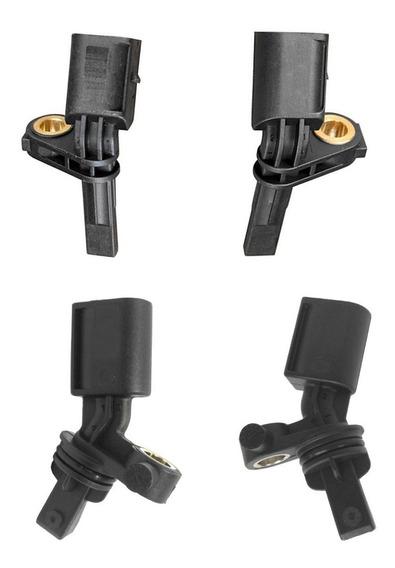 Sensor Abs Amarok Dianteiro Traseiro Direito + Esquerdo Jogo