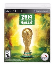 Fifa World Cup 2014 Copa Do Mundo Brasil Ps3 Midia Fisica