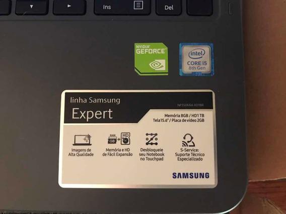 Notebook Samsung X40 Ssd 120gb + 1tb