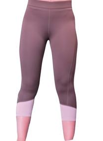 Leggins De Entrenamiento adidas Verde Capri Bs1015 Mujer