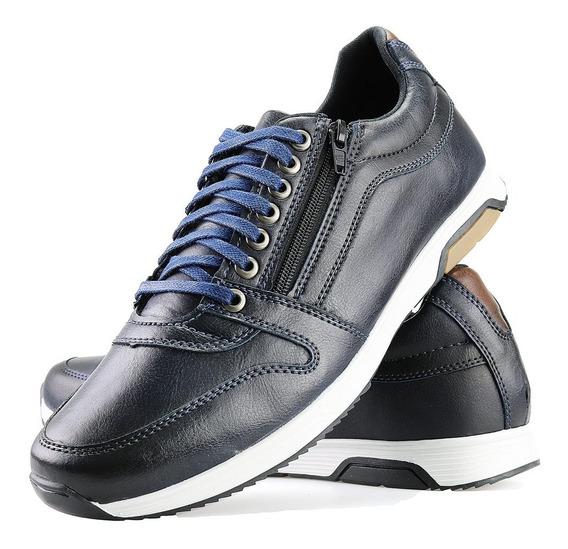 Sapatênis Social Tênis Moda Sapato Casual Masculino Dhl Fran