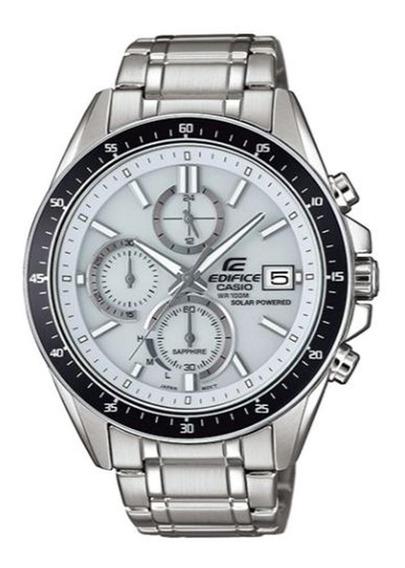 Reloj Casio Edifice Original Cronógrafo Time Square
