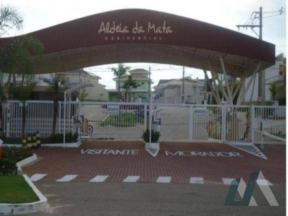 Terreno À Venda, 336 M² Por R$ 197.000,00 - Condomínio Aldeia Da Mata - Votorantim/sp - Te1039