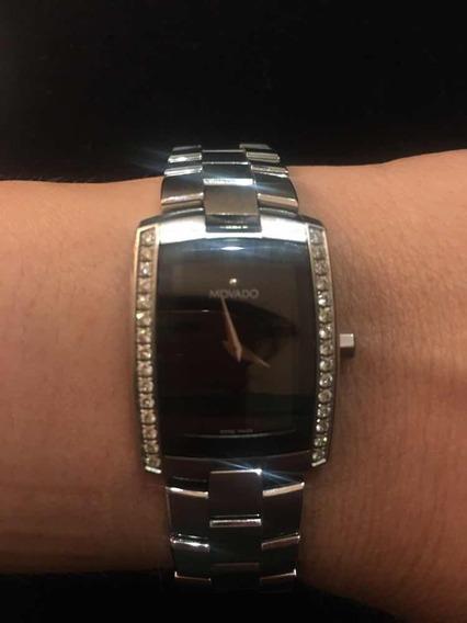 Reloj De Dama Movado Edición Especial
