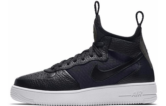 Nike Air Force One Ultraforce Mid En Numero 23 Mx.