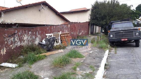Terreno À Venda, 214 M² Por R$ 800.000,00 - Saúde - São Paulo/sp - Te0134