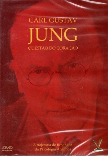 Dvd Carl Gustav Jung Questao Do Coracao - Versatil Bonellihq