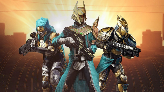 Destiny 2 Trials Of Osiris - Título Impecável//flawless