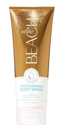Imagen 1 de 1 de At The Beach Gel De Ducha Cremoso Bath & Body Works
