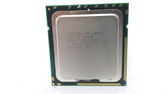Intel Xeon L5640 2.26 Ghz De 12mb 5.86 Gts Dell R610 E R710