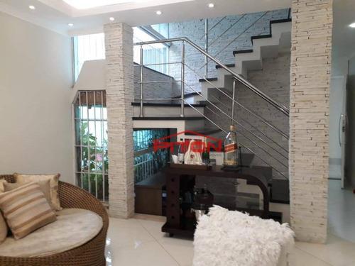 Imagem 1 de 20 de Sobrado Com 3 Dormitórios À Venda, 250 M² Por R$ 850.000,00 - Penha De França - São Paulo/sp - So2193